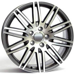 Диски W555 Q7 ALABAMA ANTHRACITE POLISHED