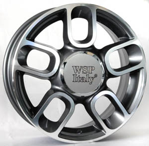 Литые диски FIAT W156, 500 DIAMANTE