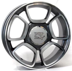 Литые диски FIAT W157, ABARTH