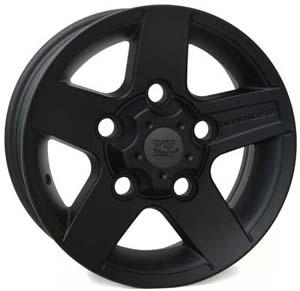 W2354, MALI dull black