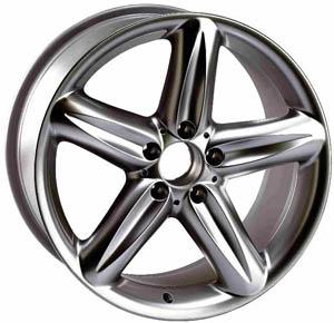 Литые диски Mercedes W723, NEW YORK