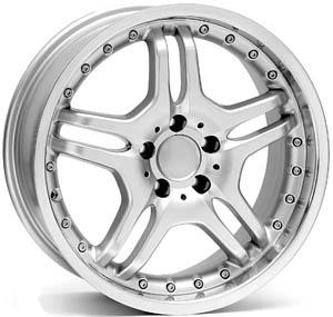 Литые диски Mercedes W728, AMG II VENICE