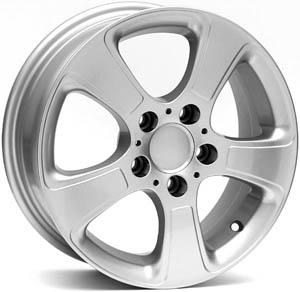 Литые диски Mercedes W730, LEUCOSIA