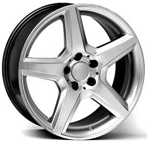 Литые диски Mercedes W731, AMG III BUDAPEST