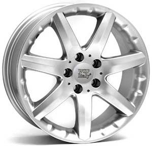 Литые диски Mercedes W738, ELBA