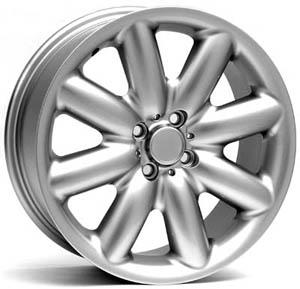 Литые диски Mini W1652, CHELSEA
