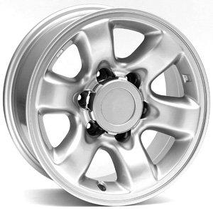 Литые диски Nissan W1807, SAKAI PATROL