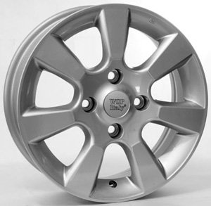 Литые диски Nissan W1852, TIIDA
