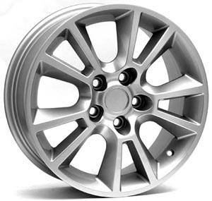Литые диски Opel W2502, STRIKE