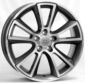 Литые диски Opel W2504, MOON