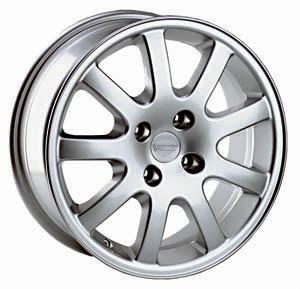 Литые диски Peugeot W812, NICE