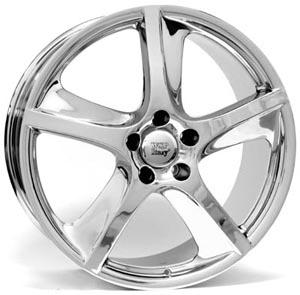 Литые диски WSP Italy Porsche W1006, CAYENNE Chrome, хромированные диски