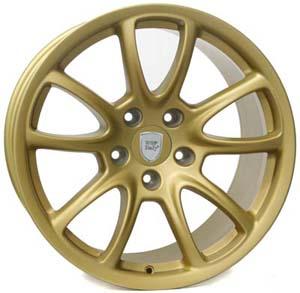 Литые диски WSP Italy Porsche W1052, CORSAIR GT3 Gold