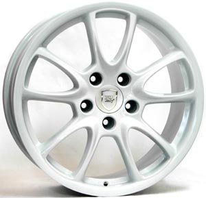 Литые диски WSP Italy Porsche W1052, CORSAIR GT3 FL.F. White