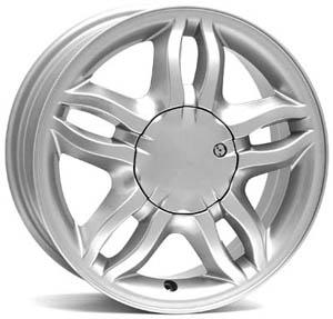 Литые диски Renault W3301, BORDEAUX