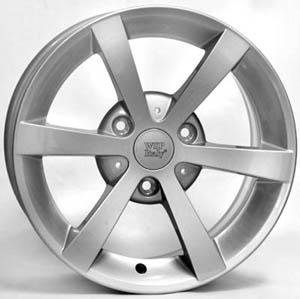 Литые диски Smart W1506, LEEDS