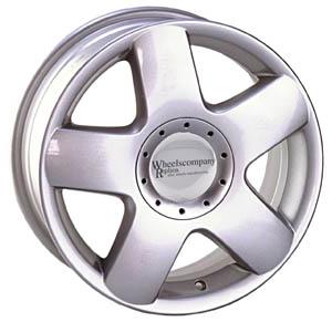 Литые диски Volkswagen W435, ARTIC