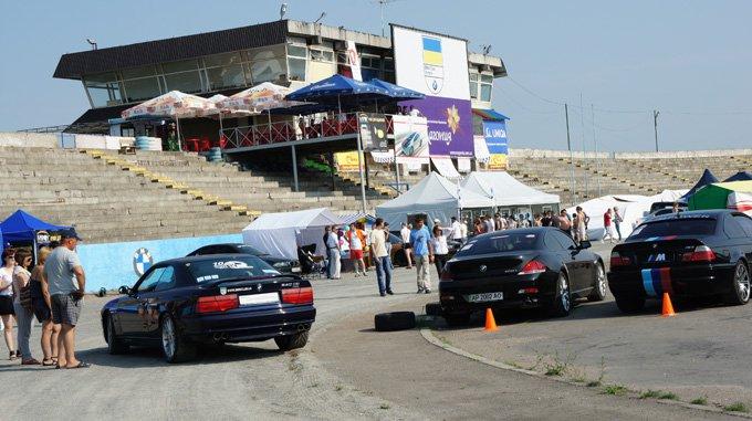 BMW (БМВ) слет 2011, Чайка